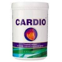Cardio (Кардио) - капсулы для сердца и сосудов