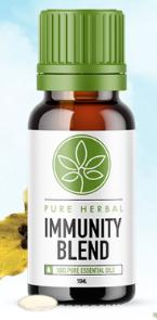 Immunity Blend (Иммунити Бленд) - капли для повышения иммунитета