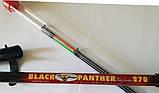 Фидерное удилище GW Telefeeder Black Panther 2,7 м, (60-120 г), фото 4