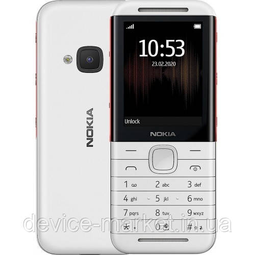 Nokia 5310 (2020) Dual Sim White/Red (Код товара:10993)