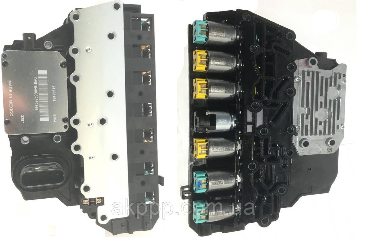 Электрика акпп 6T40E/6T45E Процессор управления АКПП, снято с новой коробки