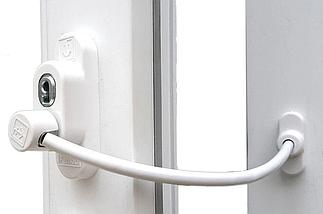 Защита на окна от детей WINDOW Restrictor, белый, фото 3