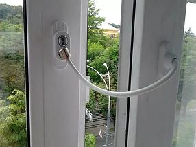 Защита на окна от детей WINDOW Restrictor, белый, фото 2