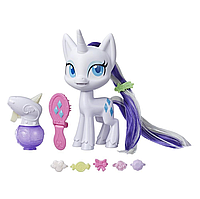 Фигурка Рарити Моя Маленькая Пони Волшебная Грива My Little Pony Magical Mane Rarity Toy 16,51 см Hasbro E9104