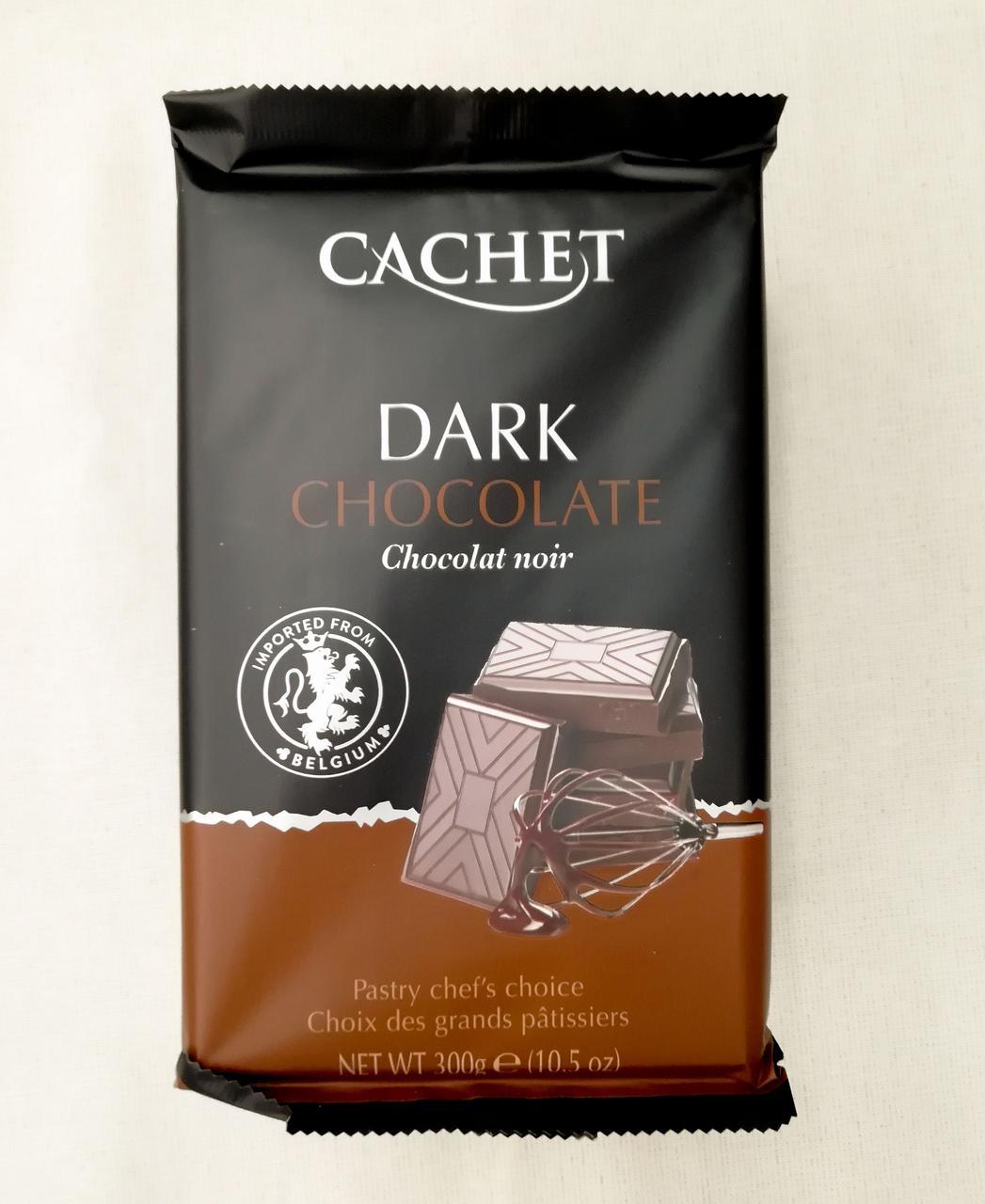 Cachet Dark chocolate