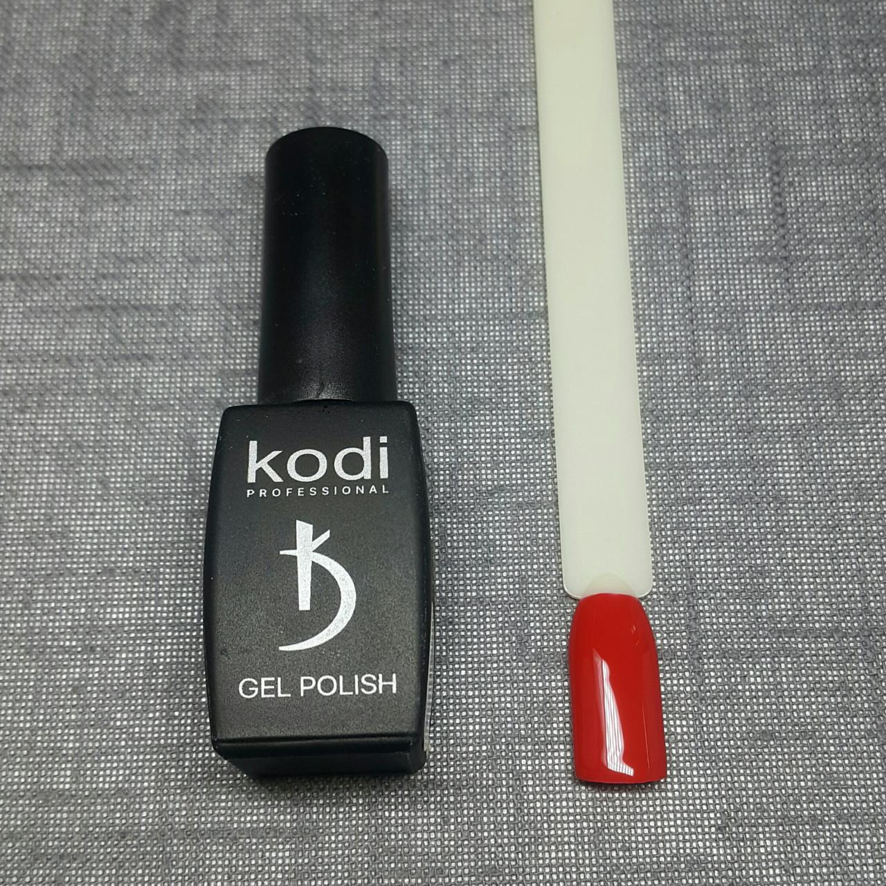 Гель-Лак Kodi Professional №80 R, 8мл