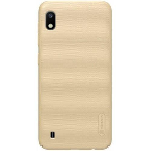 Чехол Nillkin Matte для Samsung Galaxy A10 A105 Gold (Код товара:10965