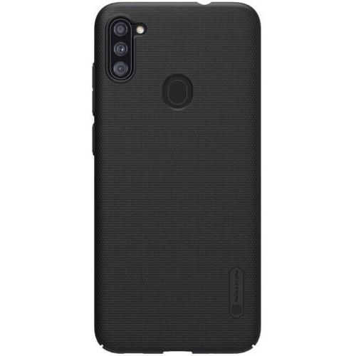 Чехол Nillkin Matte для Samsung Galaxy A11/M11 Black (Код товара:11016