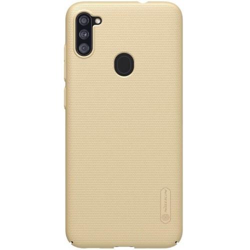 Чехол Nillkin Matte для Samsung Galaxy A11/M11 Gold (Код товара:11018)