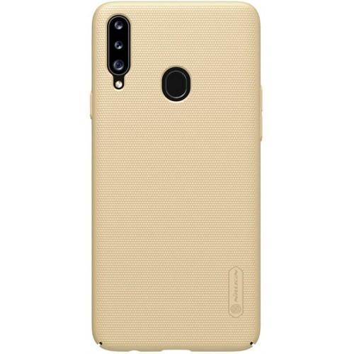 Чехол Nillkin Matte для Samsung Galaxy A20s Gold (Код товара:10693)
