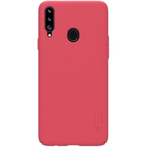 Чехол Nillkin Matte для Samsung Galaxy A20s Red (Код товара:10692)