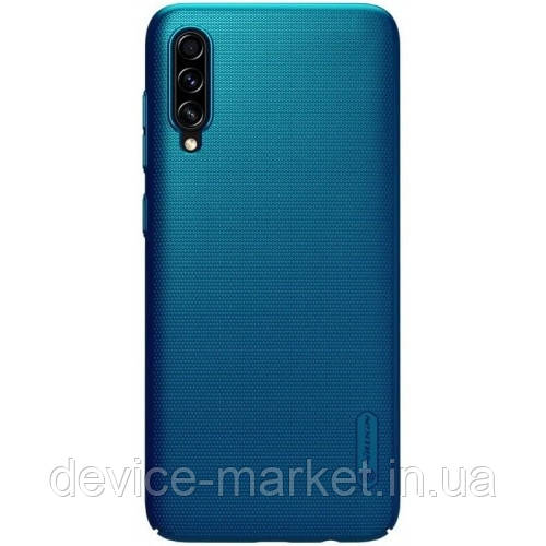 Чехол Nillkin Matte для Samsung Galaxy A30S,A50,A50S Blue (Код товара: