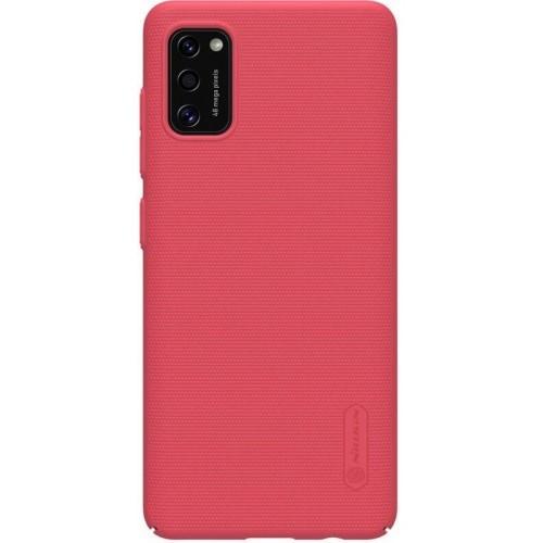 Чехол Nillkin Matte для Samsung Galaxy A41 A415 Red (Код товара:11034)
