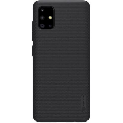 Чехол Nillkin Matte для Samsung Galaxy A51 Black (Код товара:10838)