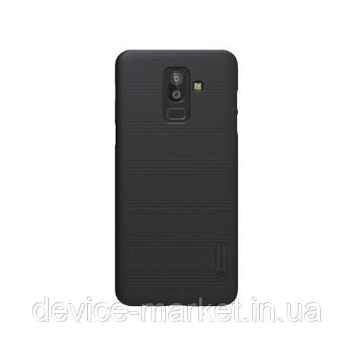 Чехол Nillkin Matte для Samsung Galaxy J8 (2018) Black (Код товара:889