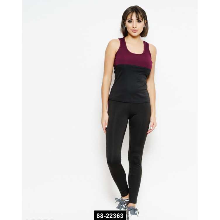 Женский спортивный костюм, L-S международный размер, 88-22363