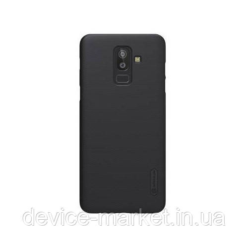 Чехол Nillkin Matte для Samsung Galaxy J810 J8 (2018) Black (Код товар