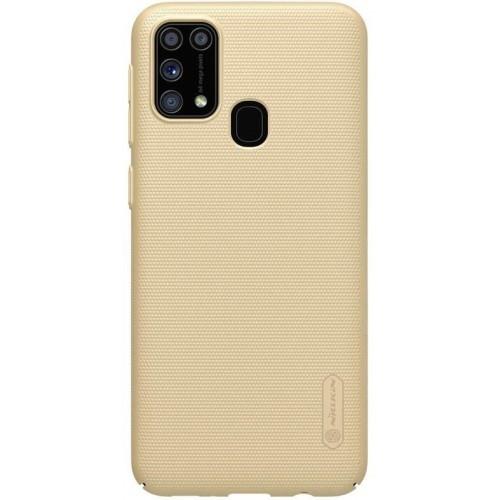 Чехол Nillkin Matte для Samsung Galaxy M31 M315 Gold (Код товара:11140