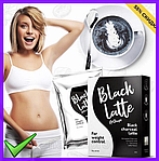 Black Latte - Угольный Латте для похудения (Блек Латте) коробка, фото 3