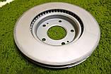 Тормозной диск передний Otto Zimmermann - 380.2170.20 (зам.MR510966) Lancer IX 2.0/Lancer X, фото 2