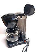 Кофеварка, CB 1563 Crownberg, Кофемашина с чашей, Кофеварка капельная для дома