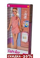 Кукла беременная Defa Lucy