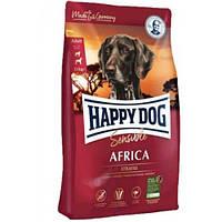 Сухой корм Happy Dog Adult Africa для взрослых собак с чувствительным пищеварением, 1 кг