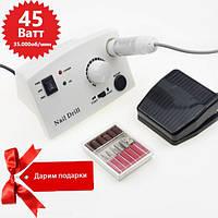 Фрезер для маникюра Nail Master ZS-602 45W 35000 об/мин