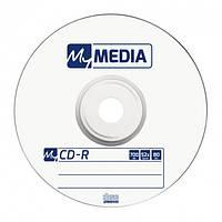 CD-R диски для аудіо MyMedia, Bulk/50