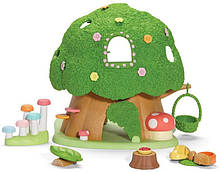Sylvanian Families Calico Critters Детская площадка Лесной городок 1445 2649 Baby Discovery Forest