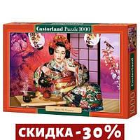 Пазлы Чайная церемония, 1000 элементов