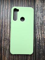 """Чехол Xiaomi  Redmi note 8 T - """"Фисташка №1"""""""