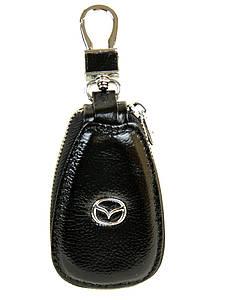 PODIUM Автоключница кожа F633 Mazda black