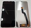 Оригинальный дисплей (модуль) + сенсор Samsung Galaxy A10 2019 A105 A105F A105FN A105G A105M черный, сервисный