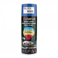 Краска Balaton 5010 стандартная синяя 400мл