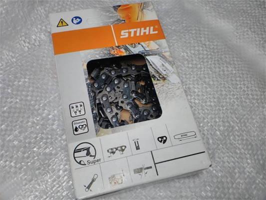 Цепь суперзуб STIHL 63PS 56 звеньев, 1,3мм, 3/8picco шаг