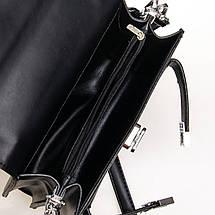 Сумка Женская Классическая иск-кожа FASHION 7-03 17022-1 black, фото 3
