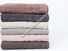 Комплект махровых банных полотенец CESTEPE LUPEN (140*70)