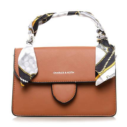 Сумка Женская Классическая иск-кожа FASHION 7-03 702 brown, фото 2