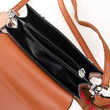Сумка Женская Классическая иск-кожа FASHION 7-03 702 brown, фото 3