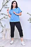 Спортивный костюм (размеры 50-60) 0252-57, фото 4