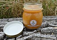 Знатний Мед Бортевой 2019 (мед диких пчел из колоды), 250 мл