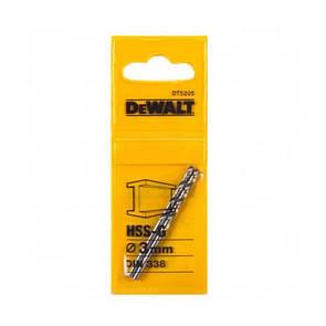 Сверло по металлу DeWALT DT5205