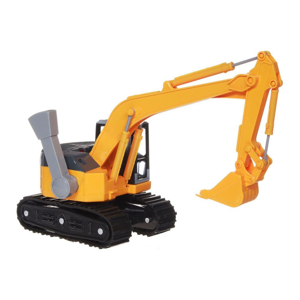 Игрушка Строительная машинка Экскаватор Big Motors 32502