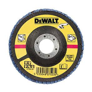 Круг шліфувальний пелюстковий плоский DeWALT DT3309