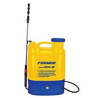 Обприскувач акумуляторний 12В 16л FERMER OCA-16