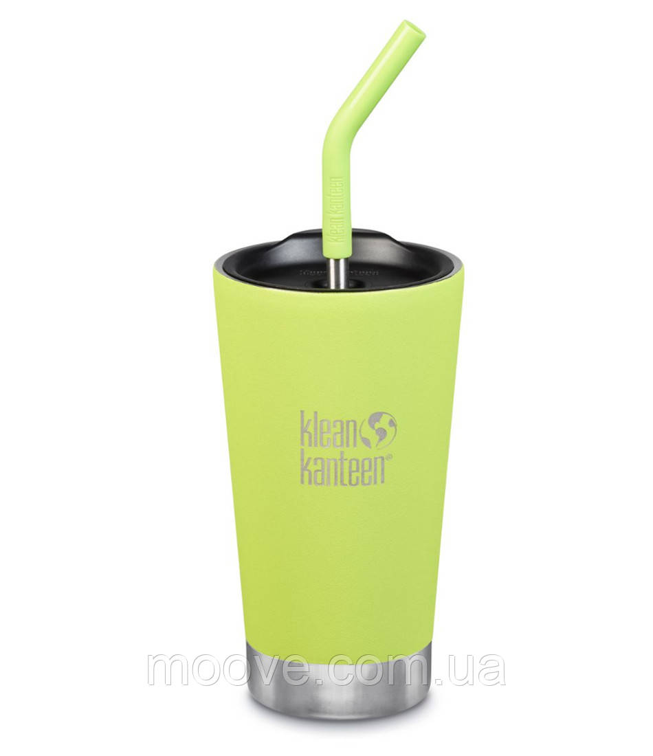Klean Kanteen Insulated Tumbler Juicy Pear 473 мл