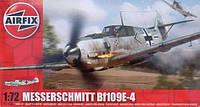 1:72 Сборная модель самолета Messerschmitt Bf 109E-4, Airfix A01008