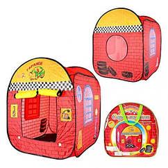 Детская игровая палатка 3308 Гараж