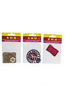 Набор аппликаций KWM 3 штуки 14х9 см Разноцветный K10-550243, КОД: 1791056